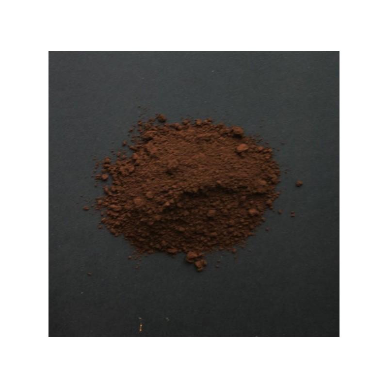 Brændt umbra sortbrun