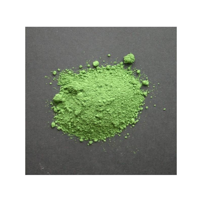 Kromoxydgrøn
