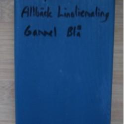 Allbäck Gammelblå