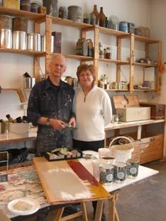 Sonja og Hans Allbäck