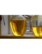 Linolie til miljørigtig behandling af træ | Fyra Vindar . Udvindes lindolie
