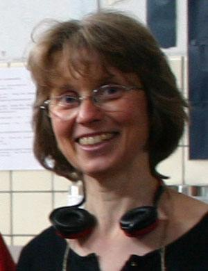 Farvehandler Margareta Dahlström
